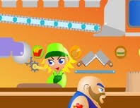 jeux de cuisine serveuse jeu de serveuse dans un fast food jpg