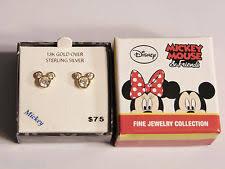minnie mouse earrings kids earrings disney ebay