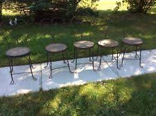 Shabby Chic Furniture Chicago by Ice Cream Parlor Chairs Ebay