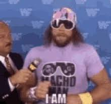 Randy Savage Meme - macho man birthday gifs tenor