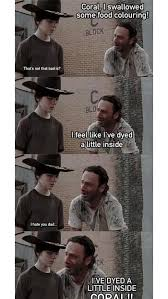 Rick Grimes Memes - 16 rick grimes dad jokes that are so bad they re funny