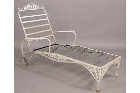 Antique Wrought Iron Outdoor Furniture by Vintage Wrought Iron Mixed Patio Set Couch Lounge