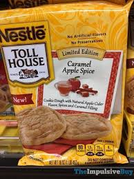 where can i buy a caramel apple spotted on shelves nestle toll house limited edition caramel