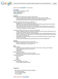 Examples Of Job Resume by 29 Best Creative Resumes Images On Pinterest Resume Ideas