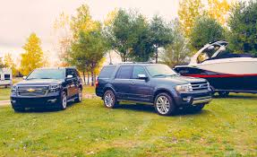 2015 chevrolet tahoe ltz vs 2015 ford expedition platinum