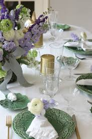 Easter Table Decorations Ideas by Easter Table Decorating Ideas Connecticut In Style
