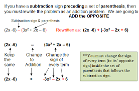 adding polynomials welcome to ms gillen u0027s class