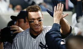 Aaron Judge Breaks Mlb Rookie Record With 50th Home Run Rolling Stone - new york yankees aaron judge breaks rookie home run record steemit
