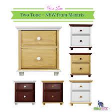 two tone news u2013 new kids furniture just released maxtrix