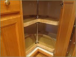 blind corner cabinet lazy susan design u2013 home furniture ideas