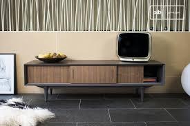 meuble design vintage meuble tv vintage bascole design haut en contrastes et pib