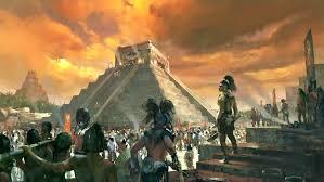 imagenes de rituales mayas seres de otros mundos crearon al ser humano según el libro de los
