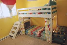 bedroom toddler bed bunk beds plans how to make toddler bunk