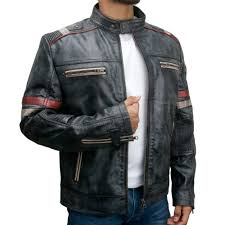 leather motorcycle jackets for sale cafe racer vintage leather motorcycle jacket for sale