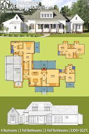 farmhouse floor plans farmhouse floor plans drummond home plans farmhouse