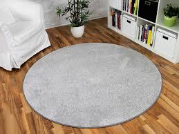 teppich 300x300 hochflor langflor shaggy teppiche in schwarz grau und anthrazit