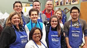 volunteer with us restore