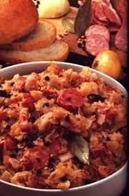 cuisine polonaise recettes recette de bigos de la vieille pologne la recette