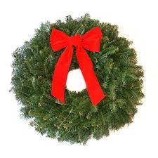 christmas reefs shop fresh christmas wreaths at lowes
