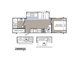 Puma Rv Floor Plans by 2018 Palomino Puma Travel Trailers 28 Rbqs Millbrook Al