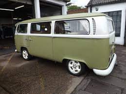 volkswagen type 5 beautiful 1971 volkswagen camper in for an mot bridge classic cars