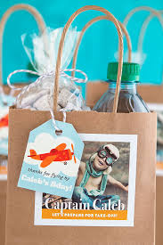 Themed Favors by Airplane Themed Birthday Favors Gift Favor Ideas From