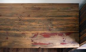 Rustic Wood Desk Rustic Wood Desk Top And Cabinet Abodeacious