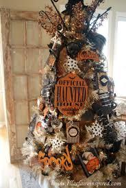 halloween tree decorations sophisticated halloween decorations