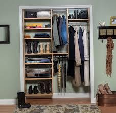 reach in closet organizer ideas home design ideas