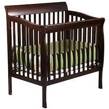 Delta Mini Crib Delta 2 In 1 Mini Crib Cherry Walmart