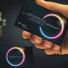 E Business Cards Free Aliexpress Com Buy Custom Black Business Card Printing Free