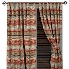Horse Kitchen Curtains Southwestern Curtains Southwestern Window Treatments Drapery