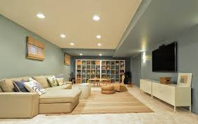 paint colors for basements