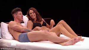 Lovely Couple In Bed Lying In Bedroom Strangers Strip Off And Jump Into Bed On New Dating Show Undressed