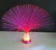 rotating fiber optic light bclight