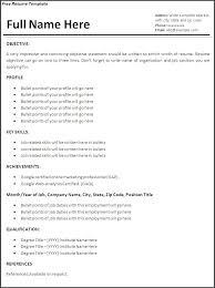 resume template builder resume for exle resume exles resume exles resume