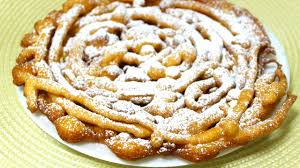 funnel cake recipe in the kitchen with jonny episode 60 youtube