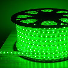 green led rope light outdoor bridge lighting led new year