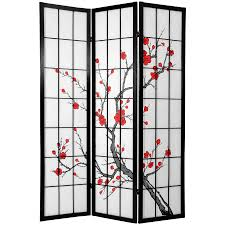 Screen Room Divider 1920s Edwardian Tri Fold Dressing Room Privacy Screen Mahogany For