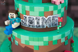 minecraft birthday cake ideas kara s party ideas jaime s minecraft birthday party kara s party