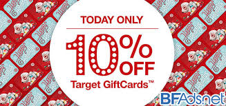 10 gift cards 10 target gift cards today only