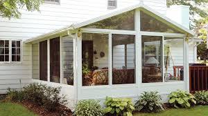 outdoor screen room ideas all season sunroom addition pictures ideas patio enclosures