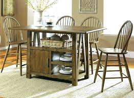 Kitchen Bar Table With Storage Bar Table With Storage American Tourist