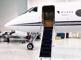 blade offering private jet flights business insider