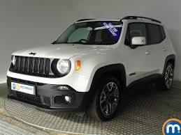jeep renegade grey used jeep renegade cars for sale motors co uk