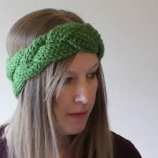 braided headbands ravelry braided headband or earwarmer pattern by jessy spencer