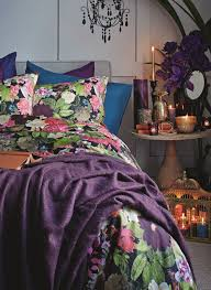 give your interiors an autumn makeover with the opulent u0027midnight