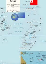 tonga map map tonga nuku alofa