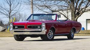 1966 pontiac gto convertible s95 indy 2017
