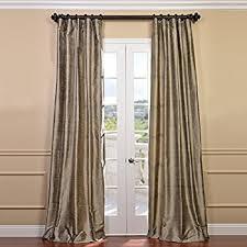 Silk Dupioni Curtains Half Price Drapes Dis Id15 84 Biscotti Textured